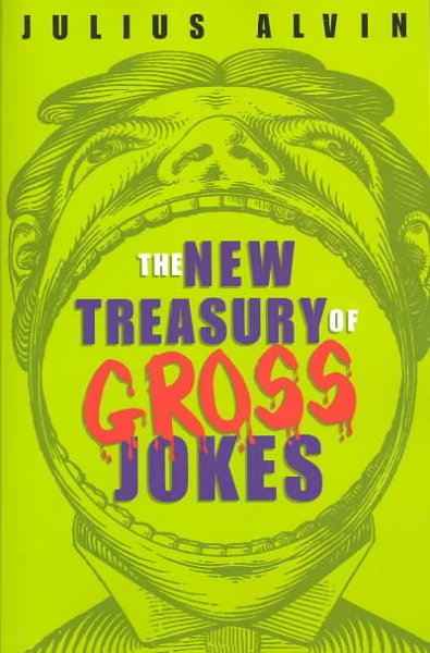 The New Treasury of Gross Jokes cover