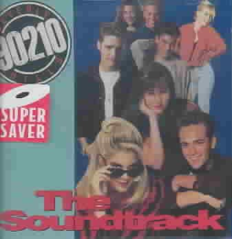 Beverly Hills 90210: The Soundtrack cover