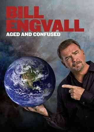 Bill Engvall: Aged and Confused cover