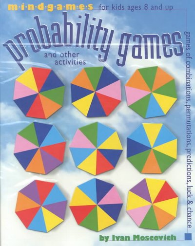Probability Games and Other Activities cover