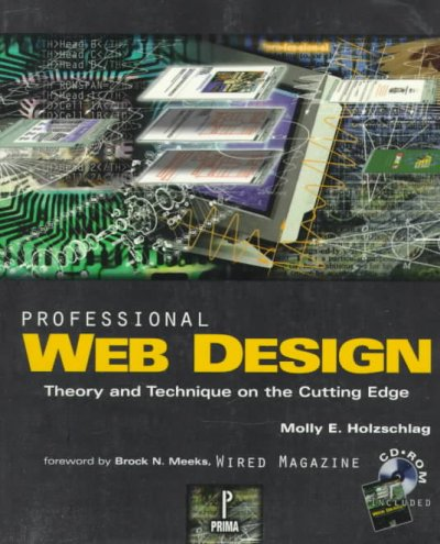 Professional Web Design: Theory and Technique on the Cutting Edge