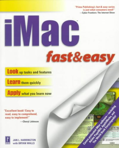 iMac Fast & Easy (Fast & Easy (Living Language Paperback))