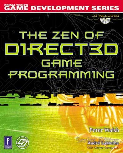 The Zen of Direct3D Game Programming (Prima Tech's Game Development) cover