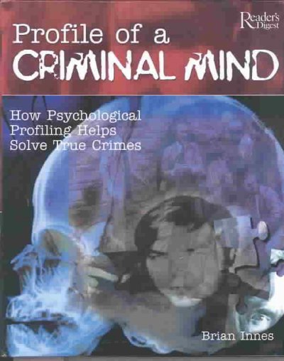 Profile of a Criminal Mind cover