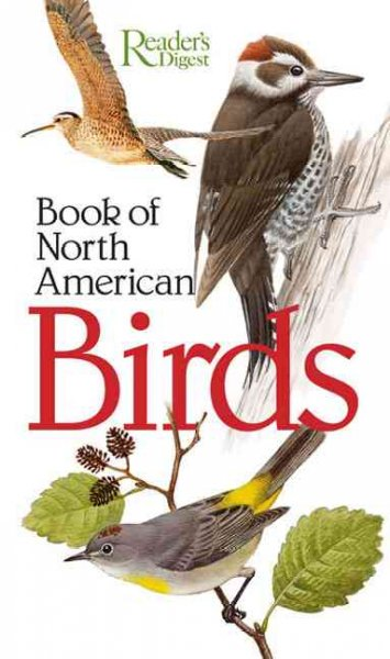 Book Of North American Birds cover