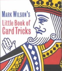 Mark Wilson's Little Book Of Card Tricks (Miniature Editions) cover