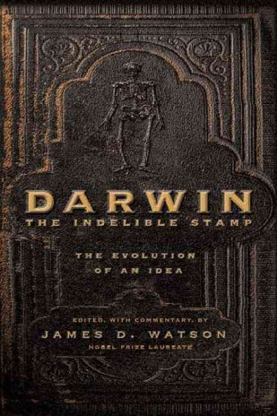 Darwin: The Indelible Stamp cover