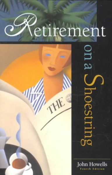 Retirement on a Shoestring, 4th (Choose Retirement Series) cover
