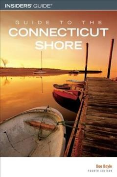 Guide to the Connecticut Shore (Guide to Series) cover