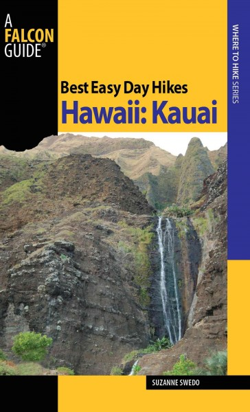 Best Easy Day Hikes Hawaii: Kauai (Best Easy Day Hikes Series) cover