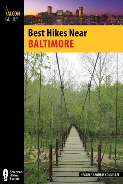 Best Hikes Near Baltimore (Best Hikes Near Series) cover