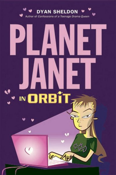 Planet Janet In Orbit cover