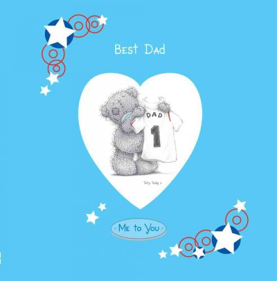 Best Dad: Me to You (Me to You Series) cover