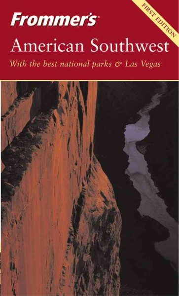 Frommer's American Southwest (Frommer's Complete Guides) cover