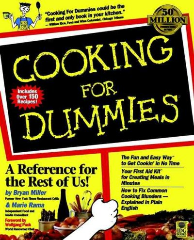 Cooking For Dummies? (For Dummies Series) cover