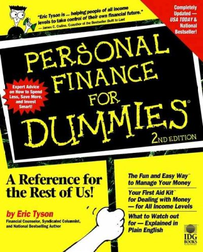 Personal Finance For Dummies? cover
