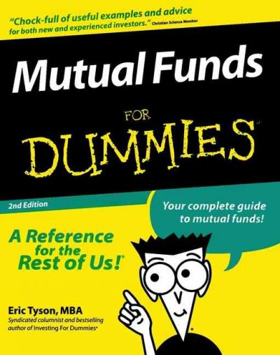 Mutual Funds For Dummies cover