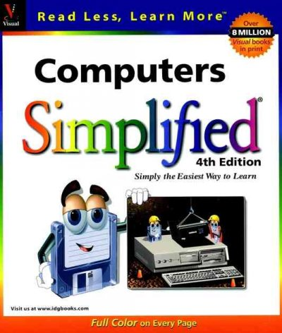 Computers Simplified (3-D Visual Series) cover