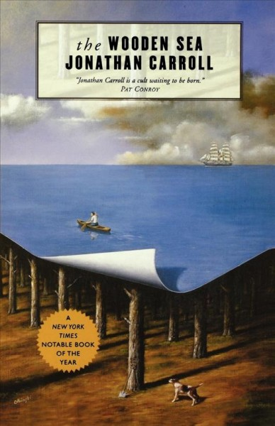 The Wooden Sea: A Novel (The Crane's View Trilogy) cover