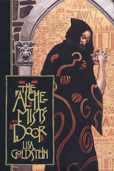 The Alchemist's Door cover