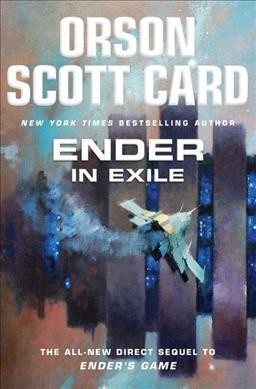 Ender in Exile: Limited Edition (The Ender Quintet) cover