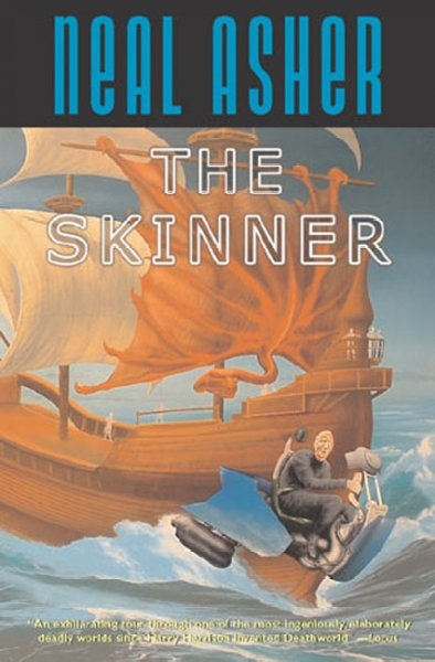 The Skinner (Spatterjay, Book 1) cover