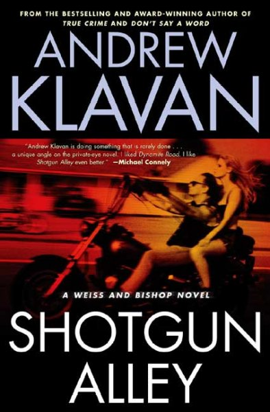 Shotgun Alley (Weiss and Bishop Novels) cover