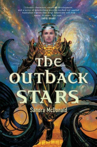 The Outback Stars cover