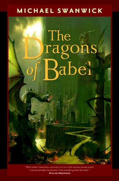 The Dragons of Babel (Tom Doherty Associates Books) cover