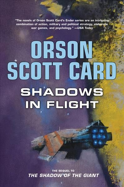 Shadows in Flight (The Shadow Series) cover