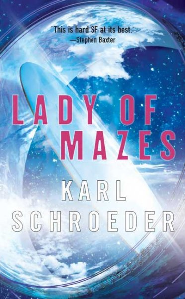 Lady of Mazes cover