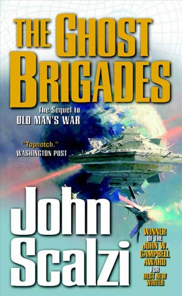 The Ghost Brigades (Old Man's War)