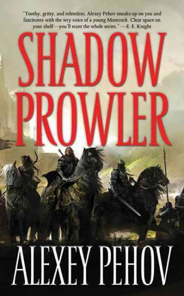 Shadow Prowler (Chronicles of Siala, Book 1)  (The Chronicles of Siala) cover