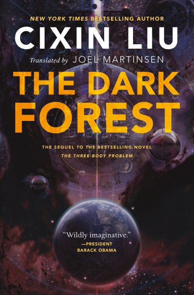 The Dark Forest (Remembrance of Earth's Past) cover