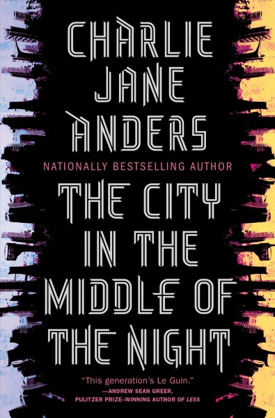 The City in the Middle of the Night cover