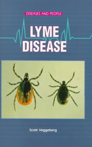 Lyme Disease (Diseases and People) cover