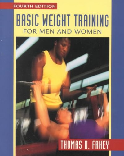Basic Weight Training for Men and Women cover