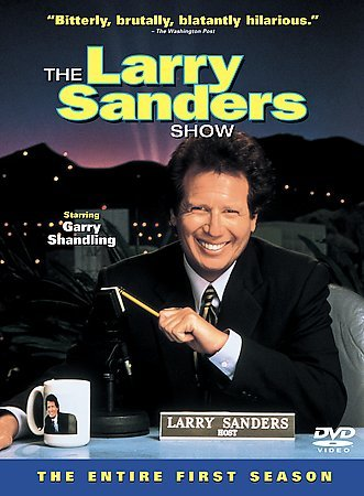The Larry Sanders Show: Season 1 cover