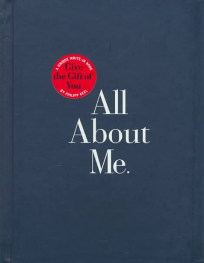 All About Me: The Story of Your Life: Guided Journal cover