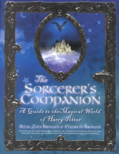 The Sorcerer's Companion: A Guide to the Magical World of Harry Potter cover