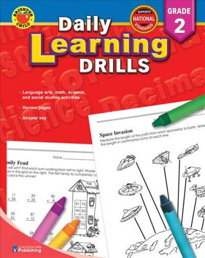 Daily Learning Drills: Grade 6