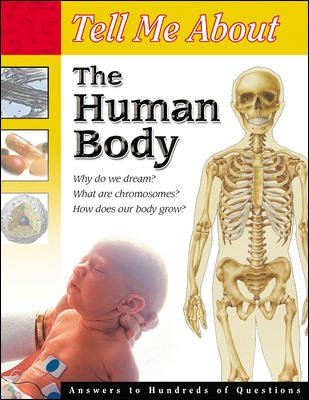 Tell Me About the Human Body cover
