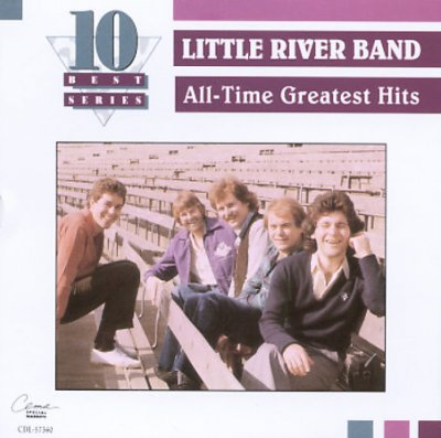 Little River Band: All-Time Greatest Hits cover