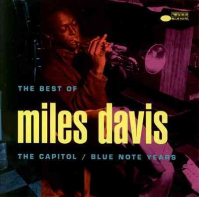 The Best of Miles Davis: The Capitol/Blue Note Years cover