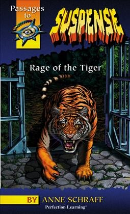 Rage of the Tiger (Passages to Suspense) cover