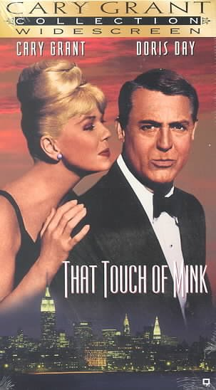 That Touch of Mink [VHS] cover