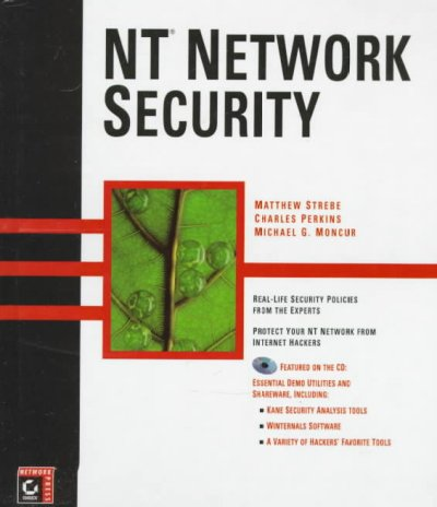 Nt Network Security cover