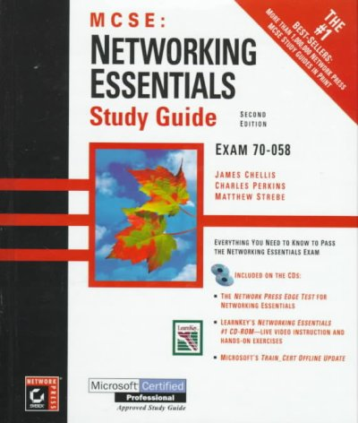 MCSE: Networking Essentials Study Guide (2nd Edition/Cd Rom) cover