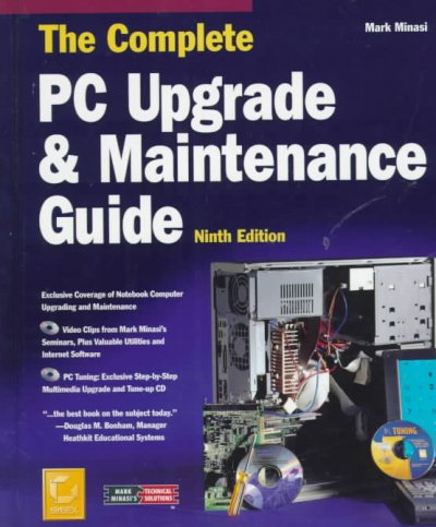 The Complete PC Upgrade and Maintenance Guide cover