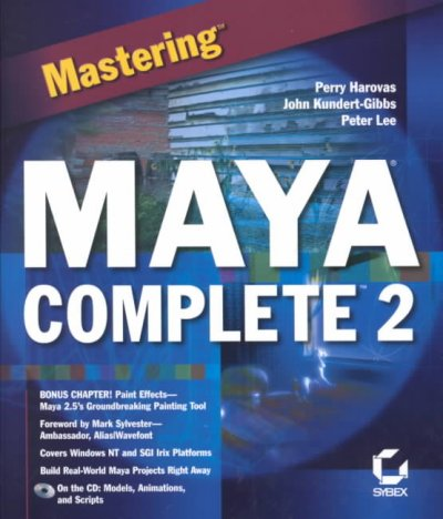 Mastering Maya Complete 2 cover
